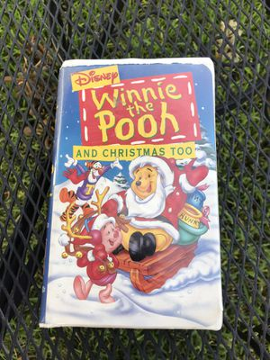 Winnie the Pooh and Christmas too for Sale in Houston, TX