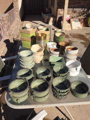 Pottery for Sale in Mesa, AZ