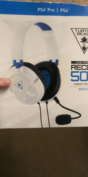 Turtle beach headset for Sale in Sacramento, CA