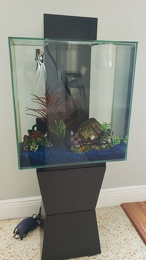 Beautiful 3D fishtank for Sale in Miami, FL