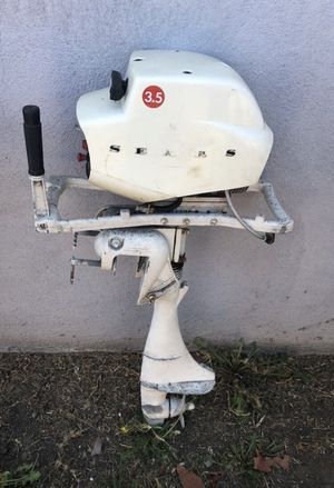 Vintage Sears outboard motor for Sale in Costa Mesa, CA