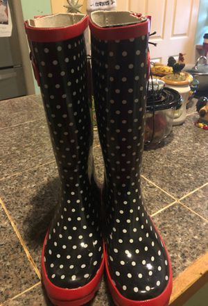 Rain boots size 9 for Sale in Fort Worth, TX