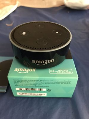 Amazon echo dot for Sale in The Bronx, NY