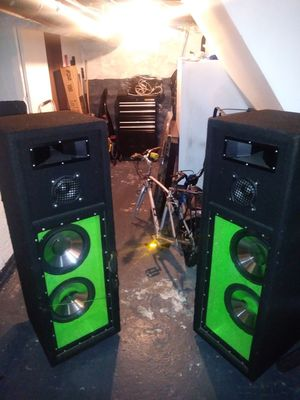 Pro speakers for Sale in Cleveland, OH