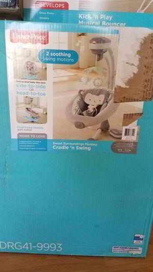 Baby swing for Sale in Troy, MI