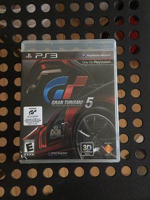 Gran Turismo five for Sale in Alexandria, VA