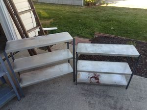 Metal Shelving for Sale in Aurora, IL