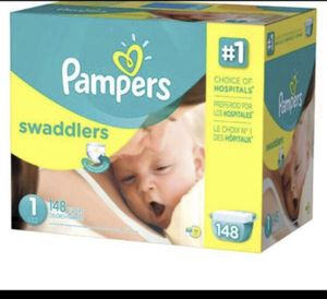 PAMPER SWADDLERS & WIPES FOR SALE for Sale in Baltimore, MD