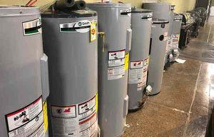 Electric AND Gas Water Heaters GGH for Sale in Houston, TX