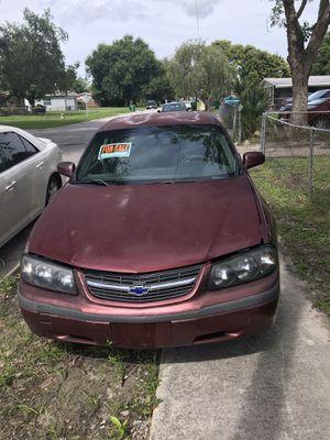 2002 Chevy impala for Sale in Winter Garden, FL