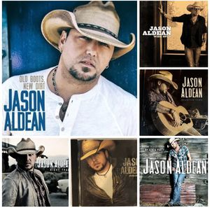 Country music cd set Jason Aldean for Sale in Loxahatchee, FL