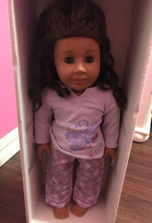 American Girl customized doll for Sale in Bethany, OK