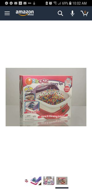 Orbeez Foot Spa for Sale in Columbus, MS