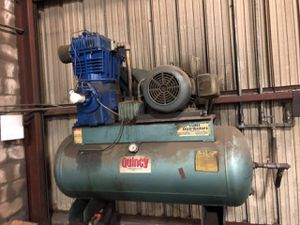 Big compressor 15hp and 20hp for Sale in San Leandro, CA