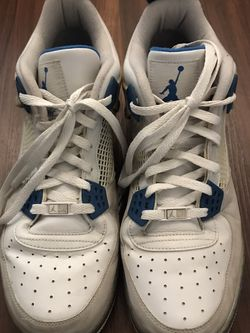 Jordan 4 Fusion Military Blue for Sale in Santa Maria,  CA