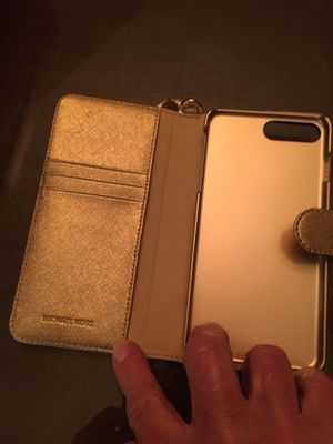 Michael Kors new case for 7&8 plus iPhones for Sale in Bremerton, WA