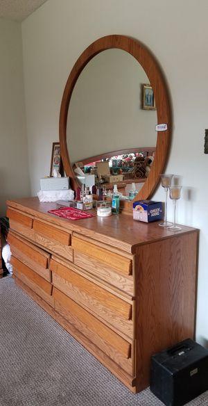 Wood Dresser for Sale in Covina, CA