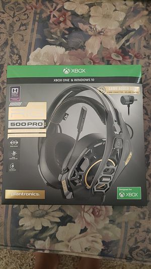 RIG 500 PRO HEADSET FOR XBOX ONE for Sale in Mesa, AZ
