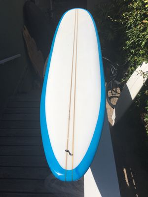 Brand new longboard surfboard single fin for Sale in Encinitas, CA