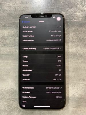 iPhone XS MAX for Sale in Crewe, VA