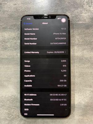 iPhone XS MAX for Sale in Crewe, VA