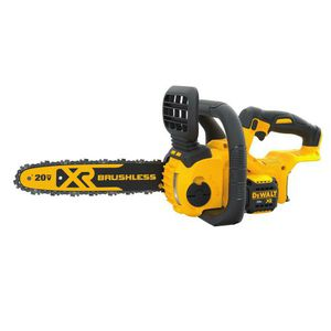 12 in. 20-Volt MAX Lithium-Ion Cordless Brushless Chainsaw (Tool Only) Firm price for Sale in Triangle, VA