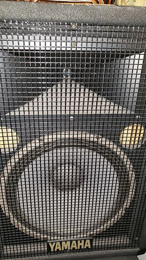 """Pair of YAMAHA 12"""" speakers home audio for Sale in Lauderdale Lakes, FL"""