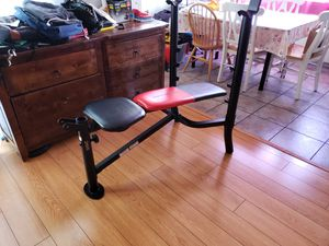 Weider Pro Bench for Sale in Los Angeles, CA