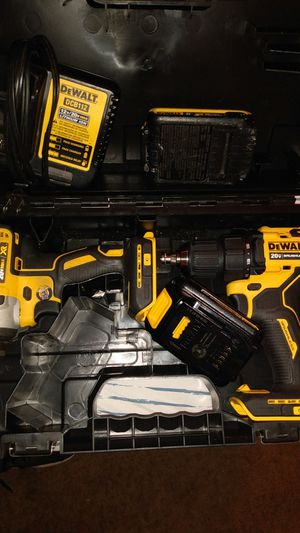 DeWalt drill and driver brushless for Sale in Painesville, OH