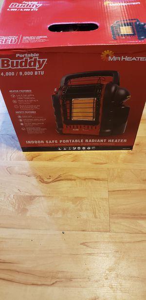 Mr. Heater Portable Buddy for Sale in Hawkins, TX