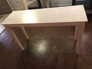 Console/Sofa Table for Sale in Avondale, AZ