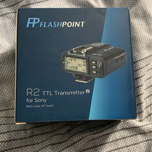 New flashpoint r2 ttl for sony for Sale in Hialeah, FL