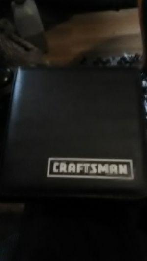 Craftsman 5 piece plyer set for Sale in Aberdeen, WA
