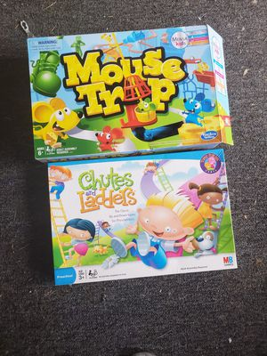 Board games like new for Sale in Puyallup, WA