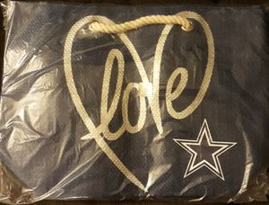 NFL Dallas Cowboys Rope Tote for Sale in Bakersfield, CA