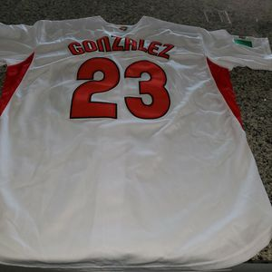Adrian Gonzales Olympic Baseball Jersey for Sale in Litchfield Park, AZ