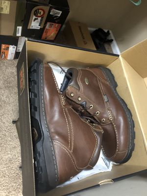 Irish setters work boots for Sale in Clarksville, TN