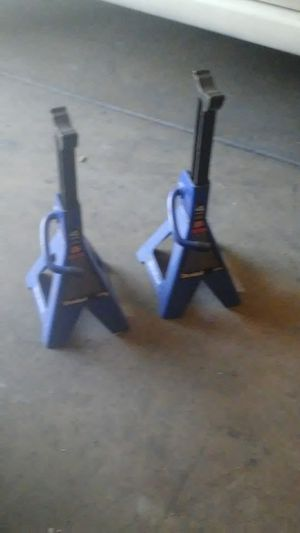 4 ton jack stands for Sale in Ontario, CA