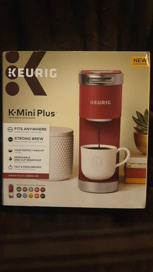 KEURIG MINI PLUS- BRAND NEW IN BOX for Sale in Yuma, AZ