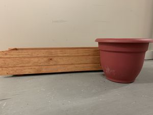 Windowbox Planter and Flower Pot for Sale in Mansfield, MA