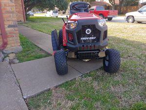 Brand New Troy Bilt Riding Lawn Mower for Sale in Wichita, KS