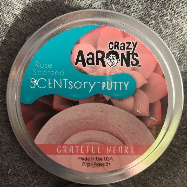 """Crazy Aaron's """"Scentsory"""" Thinking putty"""