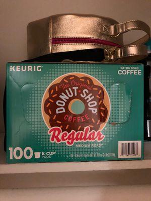 100 Donut Shop Keurig Cups for Sale in Los Angeles, CA