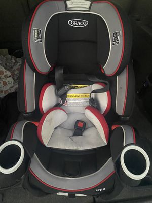 Graco 4Ever car seat booster infant for Sale in Sunnyvale, CA