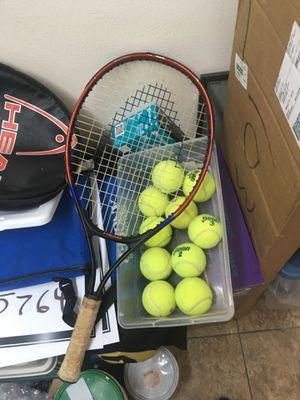 Head Tennis Racket no balls for Sale in Miami, FL