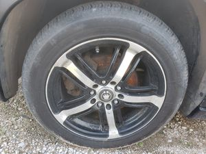 Rims and tires for Sale in Lake City, MI