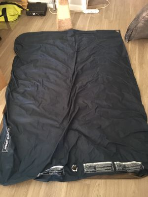 Twin air mattress with pump - like new for Sale in Phoenix, AZ