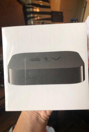 Apple TV brand new unopened for Sale in Framingham, MA