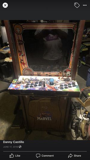 Retro video arcade for two players. for Sale in Marina del Rey, CA
