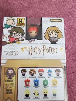Harry Potter Wizarding World Series 3 Collectibles for Sale in Washington,  PA